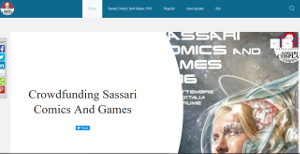 SASSARI COMICS AND GAMES