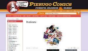 PIERUGO COMICS