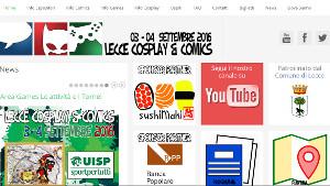 LECCE COSPLAY E COMICS