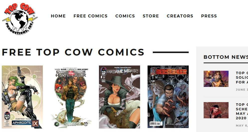 Top Cow Comics