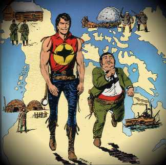 Teksas Tommiks Zagor �izgi Kahramanlar Nostalji Kitap Kapak Resimleri