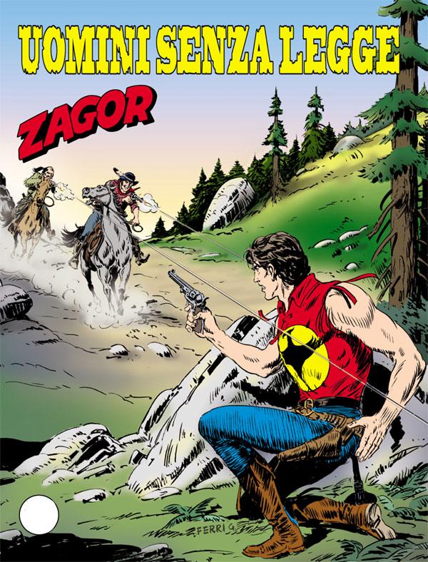 copertina zagor 545