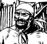 Mulik, disegno di Gallieno Ferri