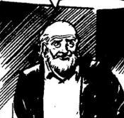 Phil Madison, disegno di Gallieno Ferri