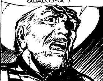 Perez, disegno di Gallieno Ferri