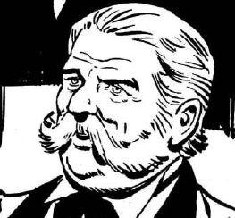Mr Hopkins, disegno di Franco Donatelli