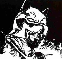 Iron Wolf, disegno di Paolo Bisi